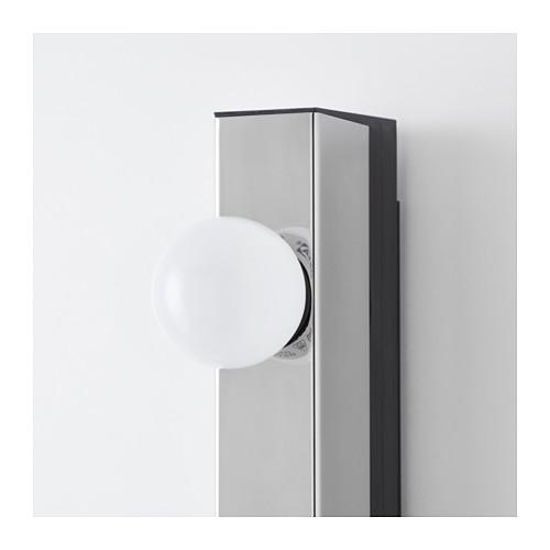 MUSIK - 壁燈,入牆式安裝, 鍍鉻 | IKEA 香港及澳門 - PE616112_S4