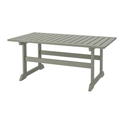 BONDHOLMEN - coffee table, outdoor, grey stained | IKEA Hong Kong and Macau - PE757729_S3