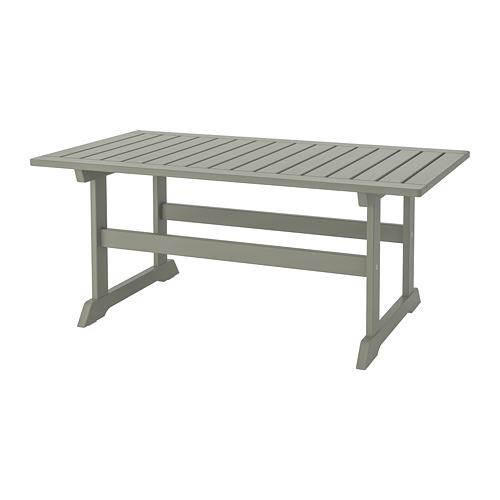 BONDHOLMEN - coffee table, outdoor, grey stained | IKEA Hong Kong and Macau - PE757729_S4