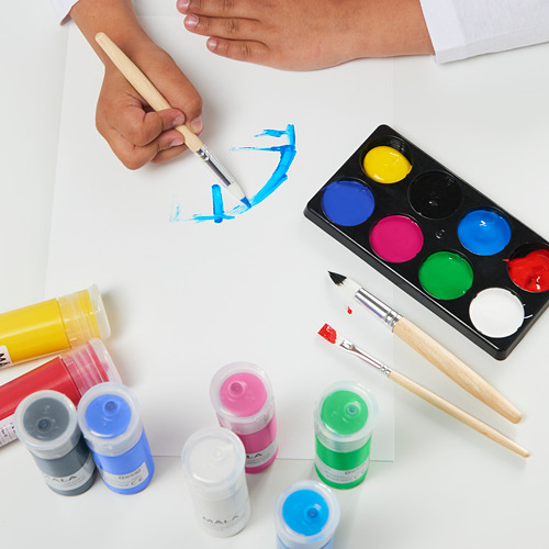 MÅLA - 顏料, 多種顏色 | IKEA 香港及澳門 - PE611144_S4