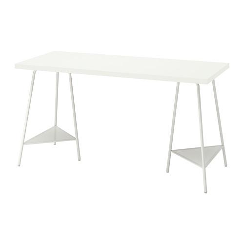 TILLSLAG/LAGKAPTEN - 書檯, 140x60cm, 白色 | IKEA 香港及澳門 - PE813000_S4