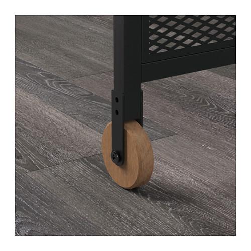 FJÄLLBO - laptop table, 100x36x75 cm, black | IKEA Hong Kong and Macau - PE616249_S4