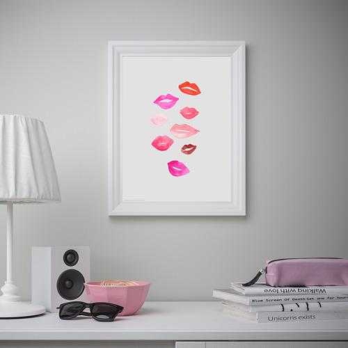 BILD - poster, Lipstick kiss | IKEA Hong Kong and Macau - PE813151_S4