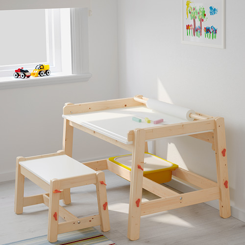 FLISAT - Children's desk, adjustable   IKEA Hong Kong and Macau - PE636017_S4