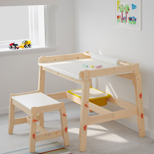FLISAT - Children's desk, adjustable   IKEA Hong Kong and Macau - PE639895_S4