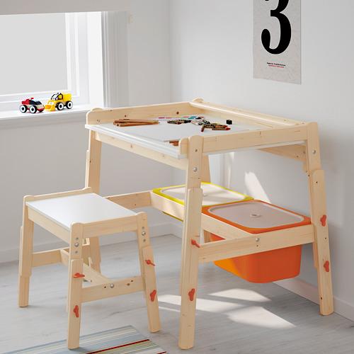 FLISAT - Children's desk, adjustable   IKEA Hong Kong and Macau - PE639896_S4