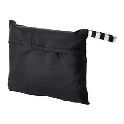 RÄCKLA - 可摺袋, 48x36 cm, 黑色 | IKEA 香港及澳門 - PE813206_S3