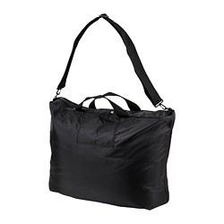 RÄCKLA - 可摺袋, 75x45 cm, 黑色 | IKEA 香港及澳門 - PE813208_S3