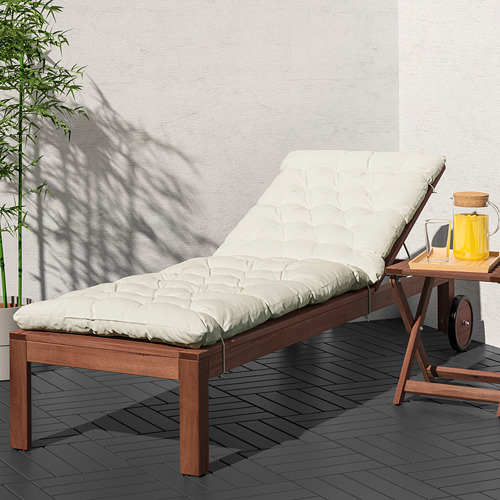 ÄPPLARÖ - sun lounger, brown stained   IKEA Hong Kong and Macau - PE813275_S4