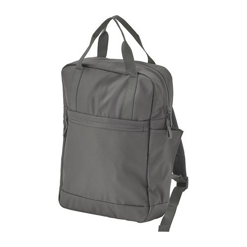 STARTTID - 背囊, 12 l, 灰色 | IKEA 香港及澳門 - PE813237_S4