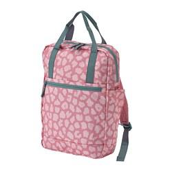 STARTTID - 背囊, 12 l, 圖案/粉紅色 | IKEA 香港及澳門 - PE813238_S3