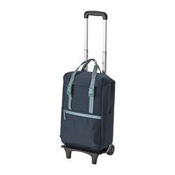 STARTTID - backpack on wheels, 19 l, blue | IKEA Hong Kong and Macau - PE813240_S3