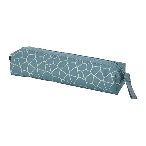 STARTTID - 筆盒, 圖案 藍色 | IKEA 香港及澳門 - PE813241_S4
