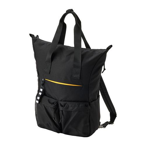 VÄRLDENS - backpack, 26 l, black | IKEA Hong Kong and Macau - PE813245_S4