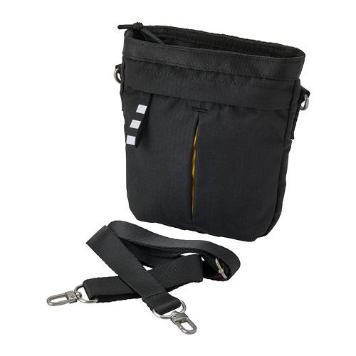 VÄRLDENS - crossbody bag, black | IKEA Hong Kong and Macau - PE813247_S4