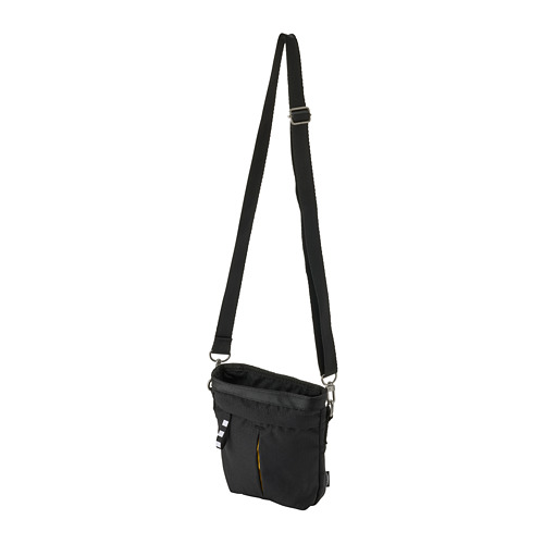 VÄRLDENS - crossbody bag, black | IKEA Hong Kong and Macau - PE813246_S4