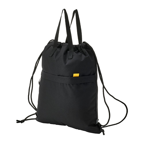 VÄRLDENS - gym bag, black | IKEA Hong Kong and Macau - PE813248_S4