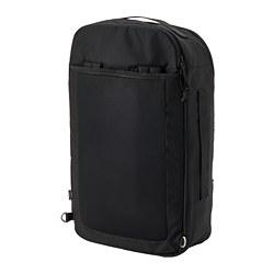 VÄRLDENS - 旅行背囊, 36 l, 黑色  | IKEA 香港及澳門 - PE813250_S3