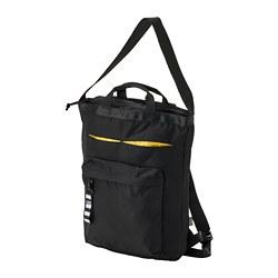 VÄRLDENS - 旅行用手提袋, 16 l, 黑色  | IKEA 香港及澳門 - PE813251_S3