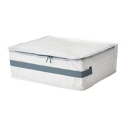 PLUGGHÄST - 貯物箱, 55x49x19 cm, 圖案 白色/透明 | IKEA 香港及澳門 - PE813262_S3
