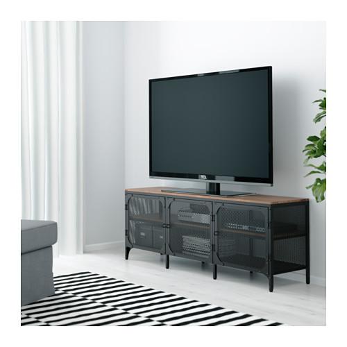 FJÄLLBO - 電視几, 黑色   IKEA 香港及澳門 - PE616397_S4