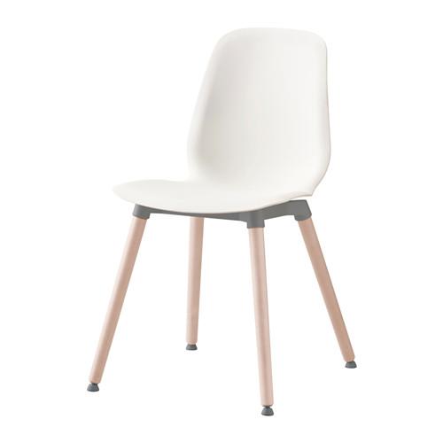 LEIFARNE - 椅子, 白色/Ernfrid 樺木 | IKEA 香港及澳門 - PE553889_S4