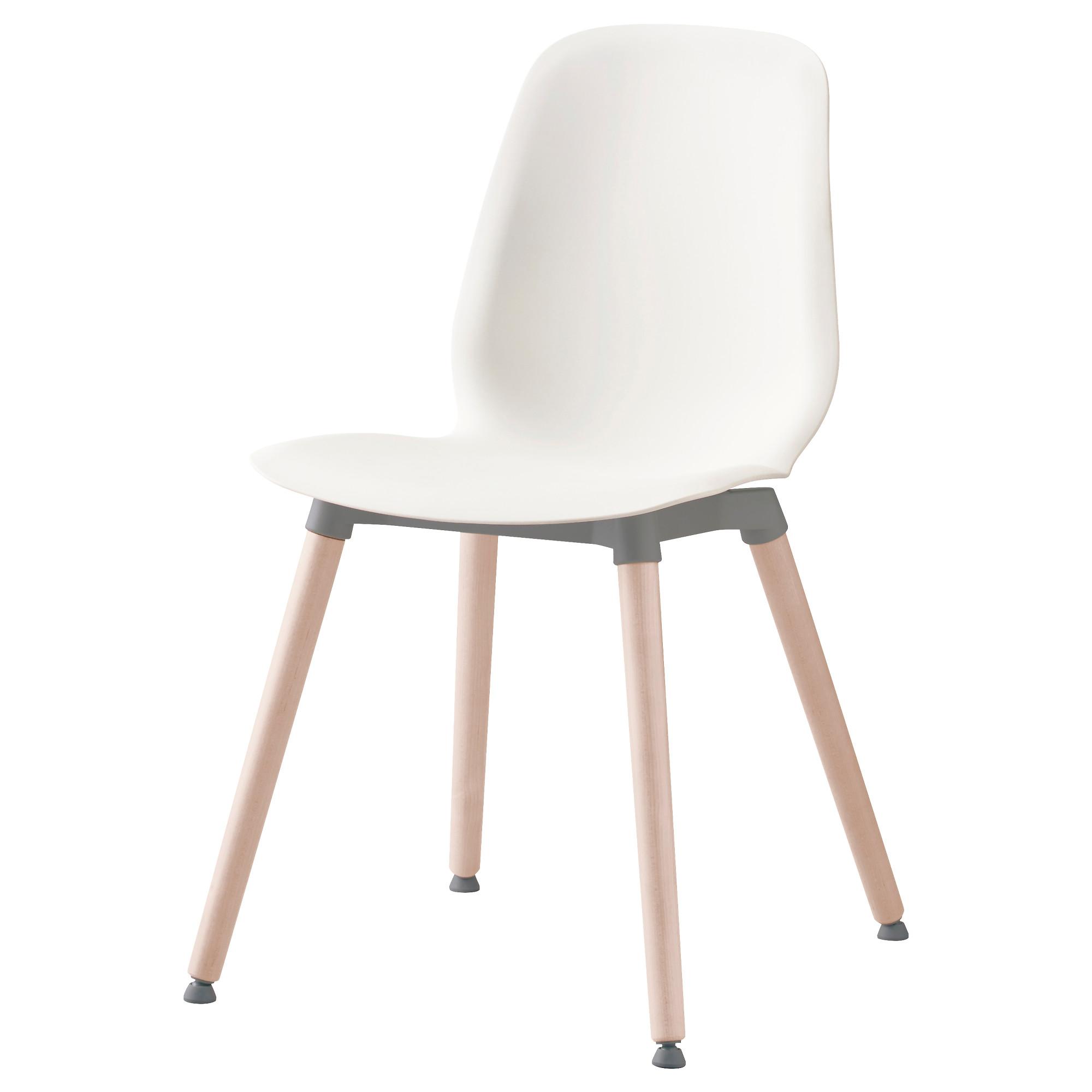 Leifarne Chair White Ernfrid Birch
