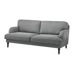 STOCKSUND - 三座位梳化, Ljungen 暗灰色/黑色/木 | IKEA 香港及澳門 - PE758184_S3