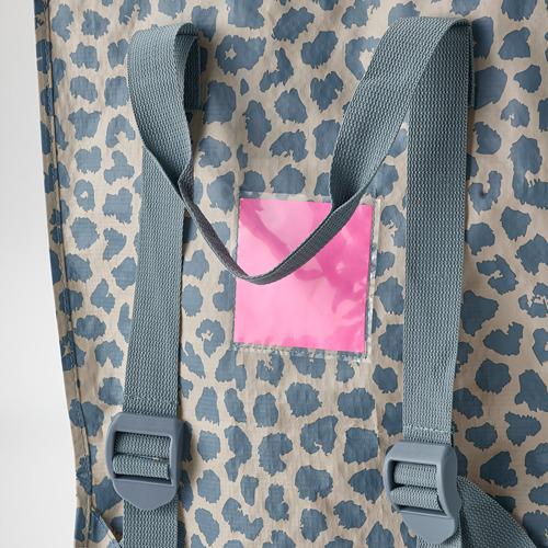 PLUGGHÄST - 袋, 72 l, 圖案 藍色   IKEA 香港及澳門 - PE814167_S4