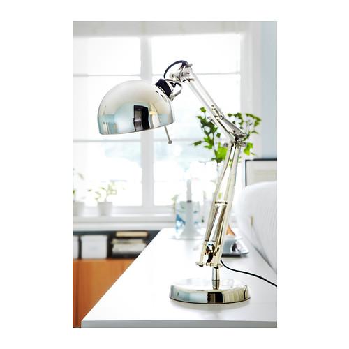 FORSÅ - 工作燈, 鍍鎳 | IKEA 香港及澳門 - PE298790_S4