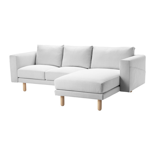 NORSBORG cover for 3-seat sofa