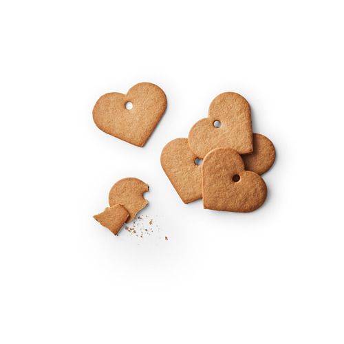 VINTERSAGA gingerbread hearts