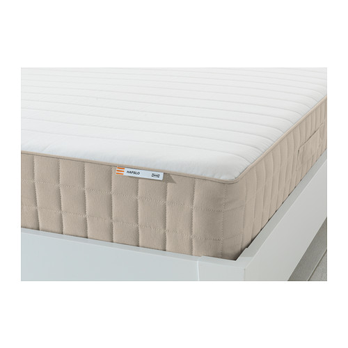 HAFSLO spring mattress, firm/double