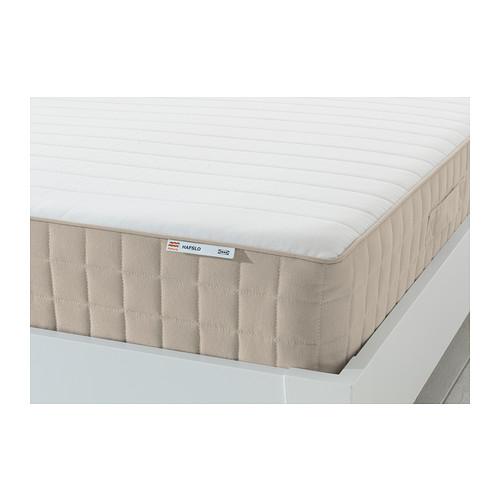 HAFSLO 特大雙人彈簧床褥, 高度承托