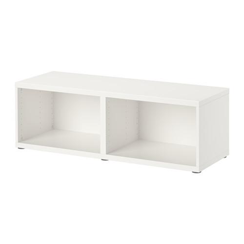 BESTÅ - 櫃框, 白色 | IKEA 香港及澳門 - PE513549_S4