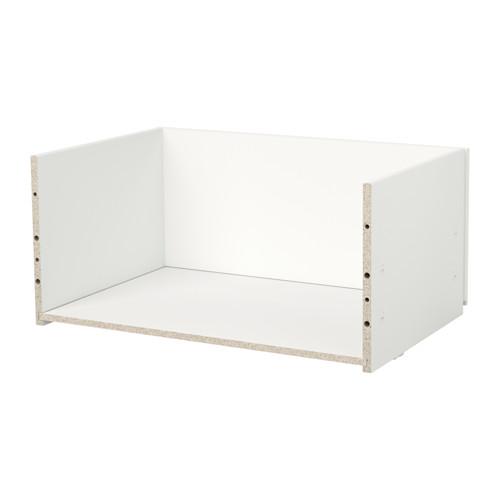 BESTÅ - drawer frame, white | IKEA Hong Kong and Macau - PE516275_S4
