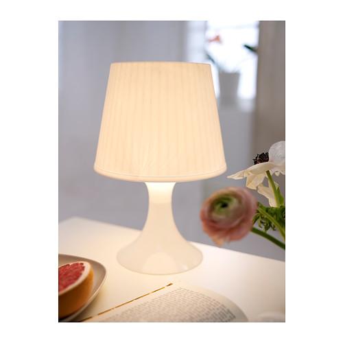 LAMPAN - 座檯燈, 白色   IKEA 香港及澳門 - PE245534_S4