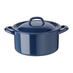 VARDAGEN - 連蓋鍋, 琺瑯鋼 | IKEA 香港及澳門 - PE718915_S3