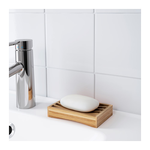 DRAGAN - 肥皂碟, 竹 | IKEA 香港及澳門 - PE554053_S4