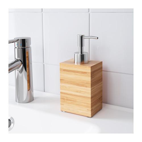 DRAGAN - soap dispenser, bamboo | IKEA Hong Kong and Macau - PE554054_S4