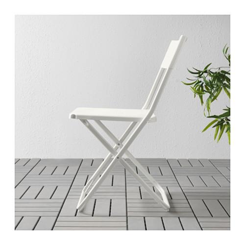 FEJAN - 戶外椅子, 可摺合 白色 | IKEA 香港及澳門 - PE616824_S4