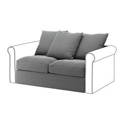 GRÖNLID - 兩座位組合, Ljungen 暗灰色 | IKEA 香港及澳門 - PE668631_S3