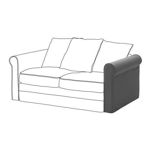 GRÖNLID cover for armrest
