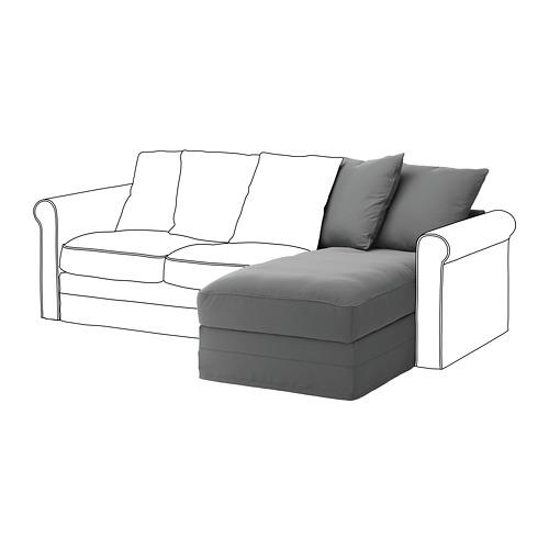 GRÖNLID 躺椅椅套