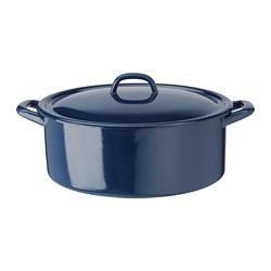 VARDAGEN - 連蓋鍋, 琺瑯鋼 | IKEA 香港及澳門 - PE718920_S3