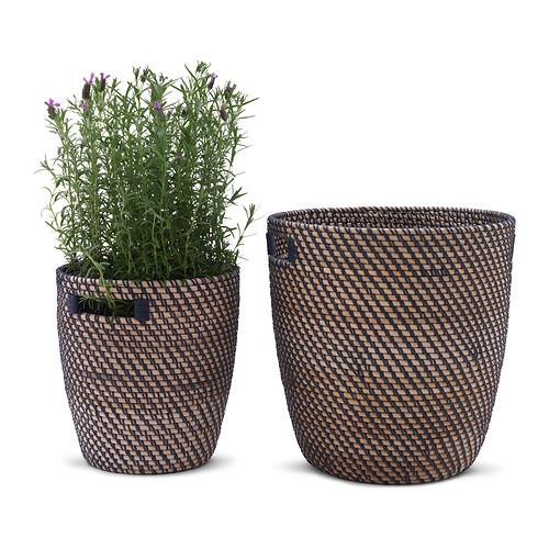 RÅGKORN - plant pot, in/outdoor natural | IKEA Hong Kong and Macau - PE304842_S4