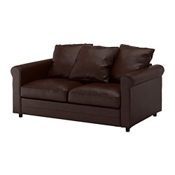 GRÖNLID - 2-seat sofa, Kimstad dark brown | IKEA Hong Kong and Macau - PE668703_S3