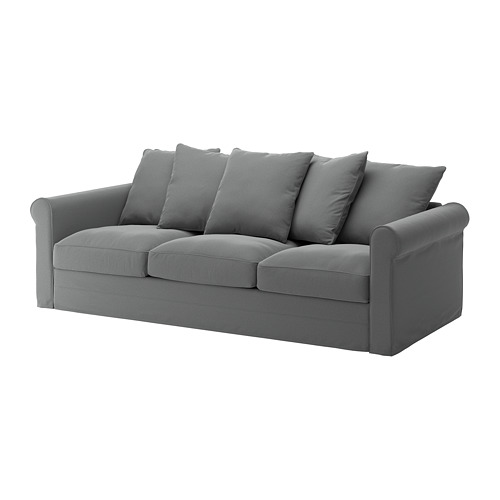 GRÖNLID cover for 3-seat sofa