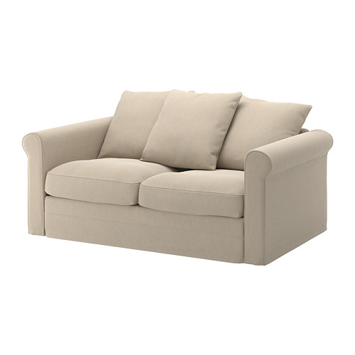 GRÖNLID - 兩座位梳化, Sporda 原色   IKEA 香港及澳門 - PE668754_S4