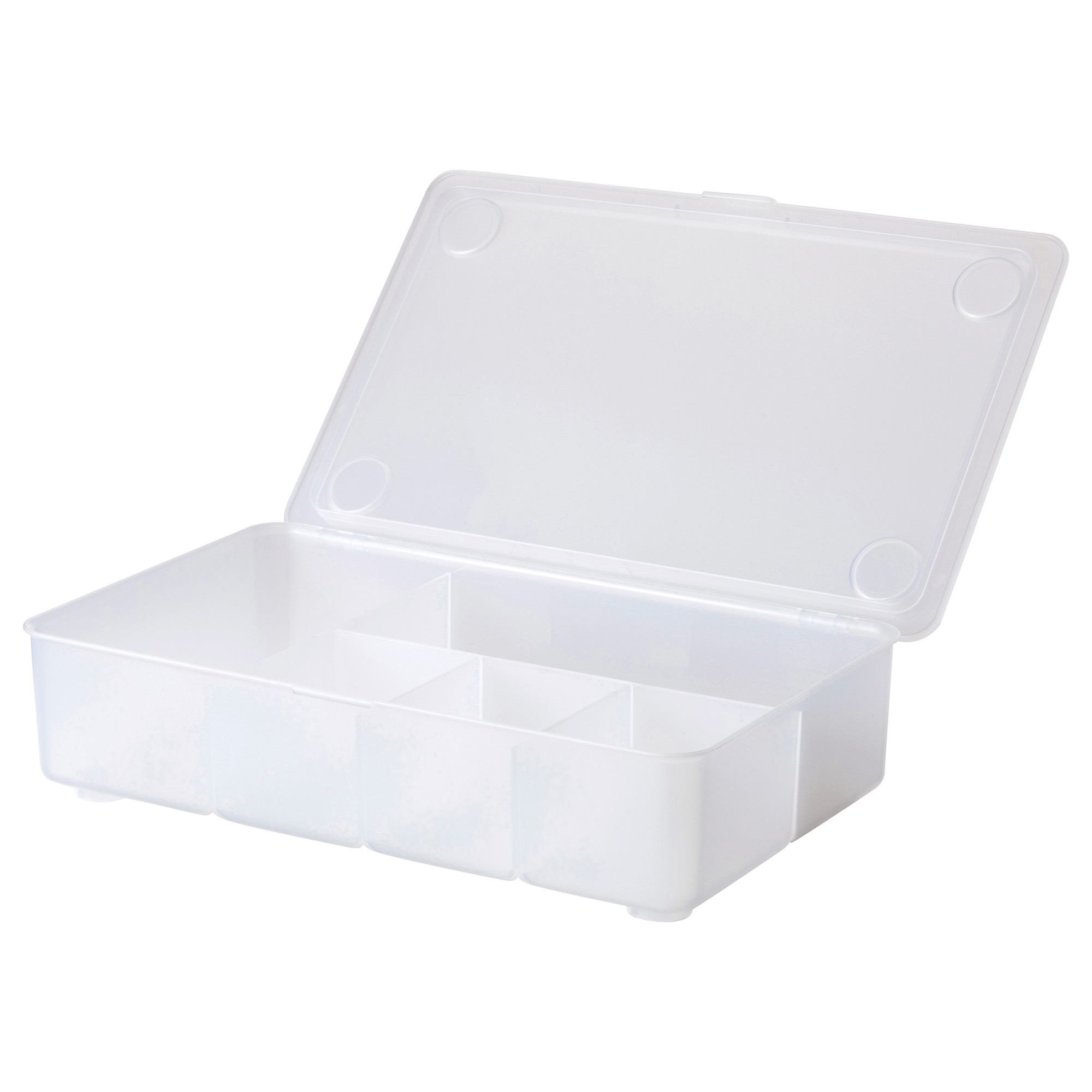 Glis Box With Lid Transpa Ikea Hong Kong